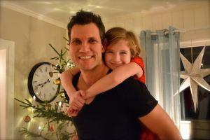 ada and dadda christmas in norway