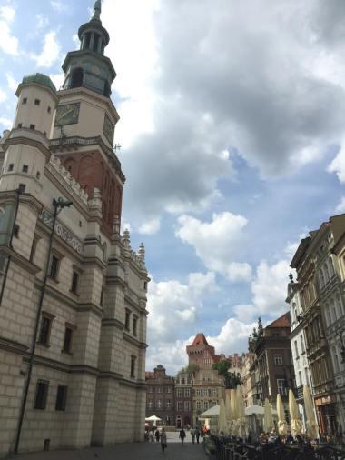 poznan city hall