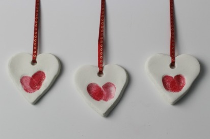 Fingerprint-heart-ornaments-red