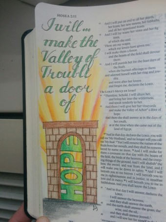 hosea scripture