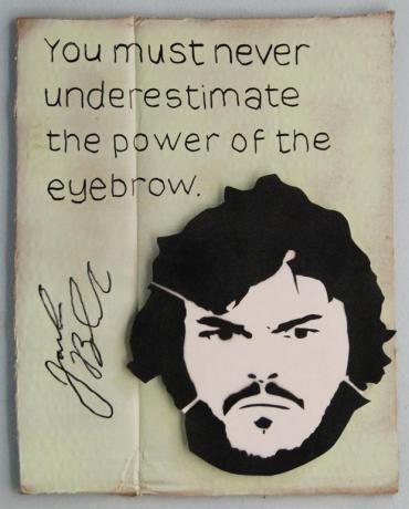 eyebrowsjackblack