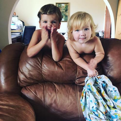 the crazy naked littles