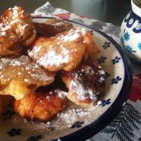 Polish Apple Fritters and the Polish Housewife